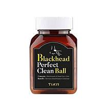 Средство для очищения черных точек TIAM Blackhead Perfect Clean Ball 10ea