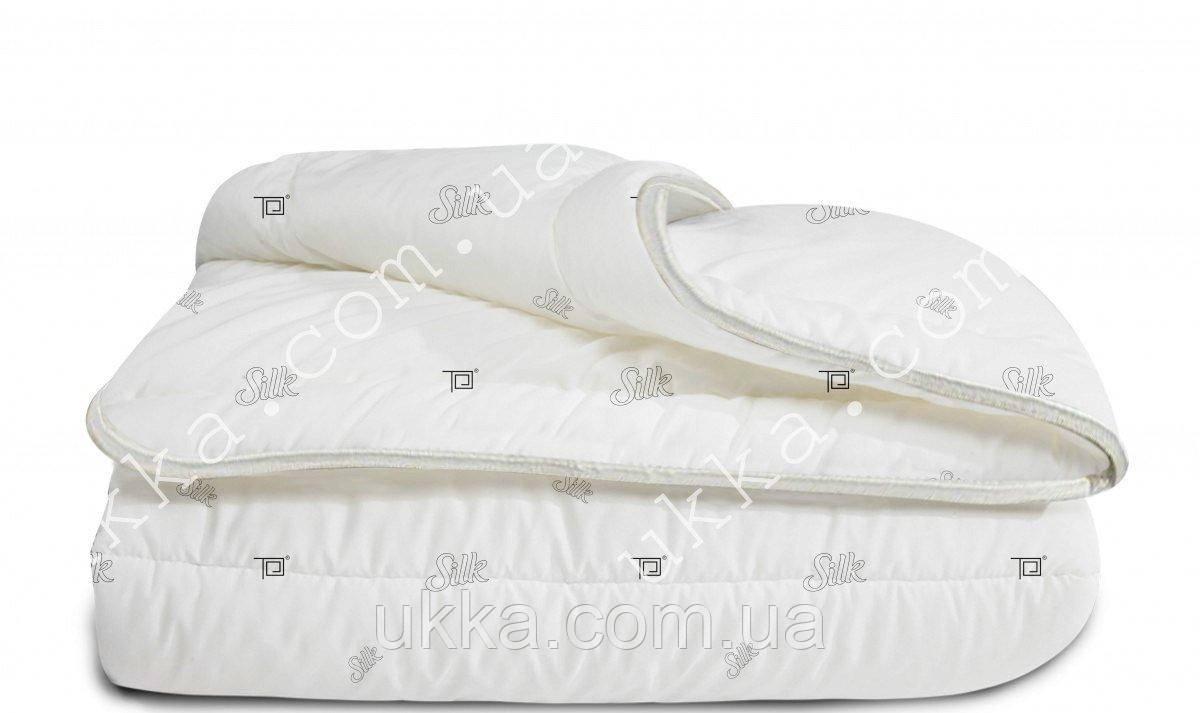 Евро одеяло Silk с соевым волокном экспортный вариант Теп