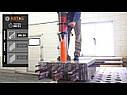 Алмазне свердло 62мм за высокоармированному бетону ADTnS, фото 3