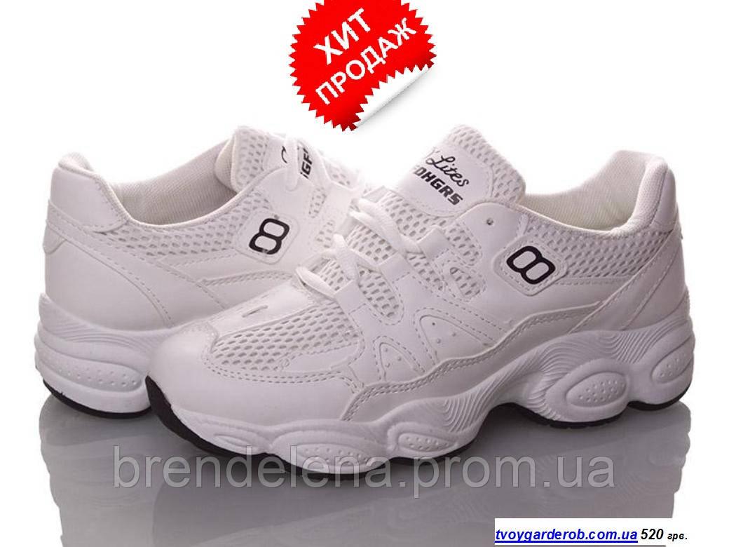 Модні Хітові жіночі кросівки р36-40( код 4840-00)