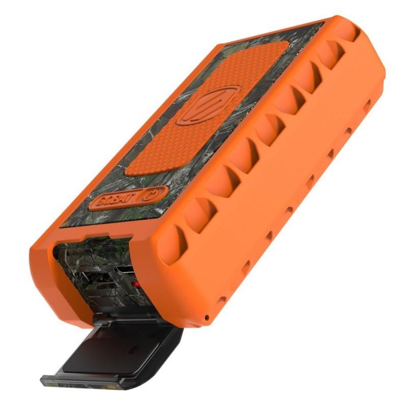 SCOSCHE RBP6RT 6000 mAh 2.4A защищенная портативная батарея