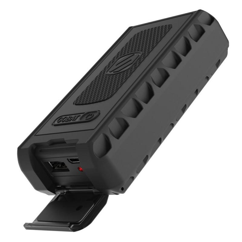 SCOSCHE RBP6 6000 mAh 2.4A защищенная портативная батарея