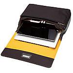 Knomo Kinsale Slim сумка для ноутбука 13' Black, фото 3