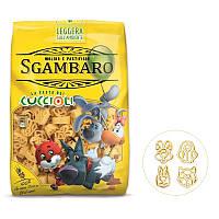 Макароны детские SgambaroLa Pasta Cuccioli 500 г (Италия), фото 1