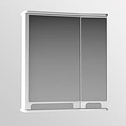 Зеркальный шкаф для ванной комнаты Венеция Вз 1-65п ( белое, правое ) ВанЛанд