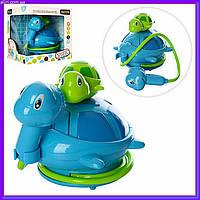 Игрушка для ванной 20002 Черепашка на батарейках