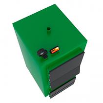 Стальной котел длительного горения на дровах «САН» РТ мощностью 50 кВт , фото 2