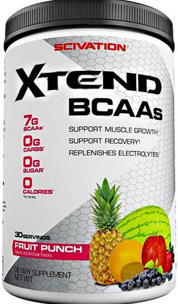 Аминокислота ВСАА Scivation Xtend 420 г, фото 2