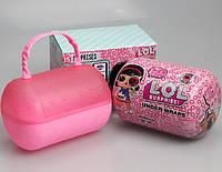 Кукла ЛОЛ LOL Surprise в капсуле L.O.L. Under Wraps