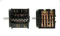 Переключатель пятипозиционый для электроплиты Мечта (XZ307 / 16A / T150 / 250V)