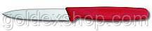 Нож кухонный Victorinox (лезвие: 80 мм), красный 5.0601