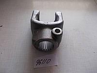 Вилка карданного вала 400 (20-и шлицевая), Е-400