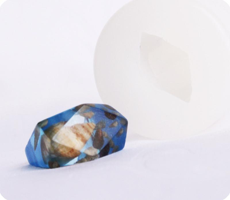 Силиконовый молд для кольца (17,5 мм, 18 мм)