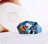 Силиконовый молд для кольца (17,5 мм, 18 мм), фото 2