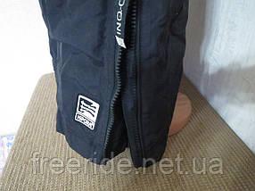 Лыжные мембранные штаны, для сноуборда INQ (как L) Hipora, фото 2