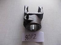 Вилка карданного вала 140 (6-и шлицевая), К-160