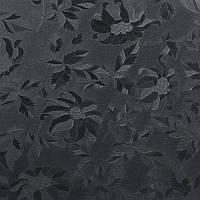 Фасад з МДФ AGT Листя чорні Глянець РЕ