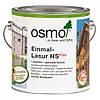Однослойная лазурь для дерева Osmo Einmal-Lasur HS plus 9262 тик 5 мл