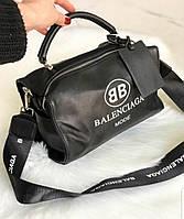 Женская сумка бочонок Balenciaga
