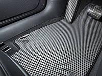 Коврики EVA для автомобиля Fiat Talento 2014- / Renault Trafic III 2014- / Nissan NV300 2014- / Opel Vivaro II 2014- (1+2) Комплект