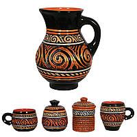 Сувенирная посуда из керамики