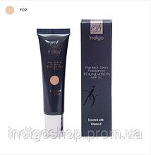 Тональный крем Perfect Skin Radiance foundation IndigoDi 02