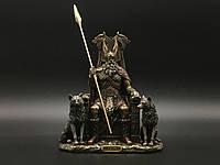 Коллекционная статуэтка Veronese Один на троне WU77392A4