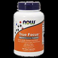 Для активной работы головного мозга TRUE FOCUS 90 капсул
