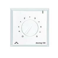 Регулятор для теплого пола DEVI DEVIreg-130 Дания, накладной . Установка теплых полов в Одессе и области, фото 1