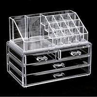 Органайзер для косметики акриловый BEAUTY BOX кейс ящик