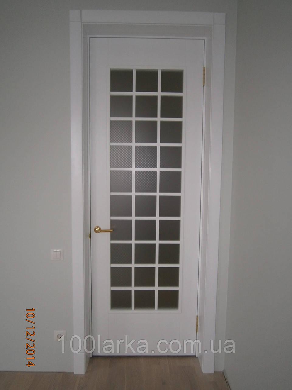 Межкомнатные деревянные двери из ясеня