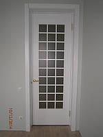 Межкомнатные деревянные двери из ясеня, фото 1