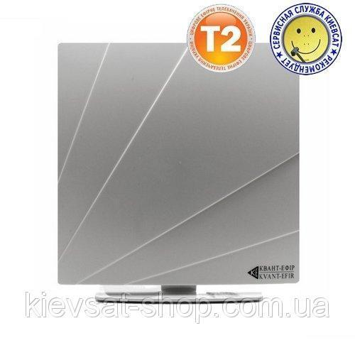 T2 антенна ARU-01  комнатная, Т2 комнатная, Белый