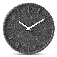 Часы настенные LT17001 wall clock felt35 white hands LEFF amsterdam