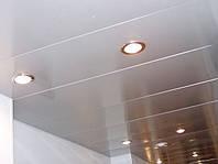 Подвесной потолок в коридор