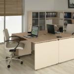 качественная мебель для офиса open space