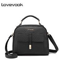 7e77f06b9906 Женская черная деловая сумка в Украине. Сравнить цены, купить ...