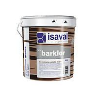 Лак универсальный алкидный, для дерева, Изаваль Барнис аква (Isaval Barniz int-ext agua) 4 л