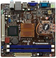 Материнская плата mini-ITX ASUS ITX-220 бу