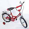 Велосипед EXPLORER 18 BT-CB-0033 красный с серебрянным