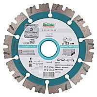 Круг алмазный Distar Technic Advanced 125 мм сегментный диск по бетону и кирпичу для УШМ (14315347010)