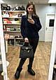 Сумка в стиле Хермес Келли 28см фактура сафьяно, эко-кожа (0373) Белый, фото 6