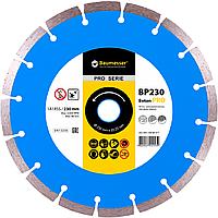 Круг алмазный Baumesser Beton Pro 230 мм сегментный диск по бетону и пенобетону (94315008017)