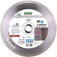 Круг алмазный Distar 1A1R Bestseller Ceramic granite 250 мм отрезной диск по граниту и керамике (11320138019)