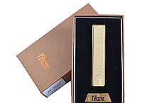 USB зажигалка в подарочной коробке (Спираль накаливания, Слайдер) №4762-1, фото 1