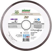Круг алмазный Distar 1A1R Gres Ultra 250мм сплошной отрезной диск по керамограниту на плиткорез (11120159019)