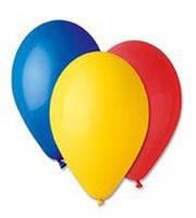 Воздушные шарики Gemar G110 пастель МИКС 12' (30 см) 100 шт