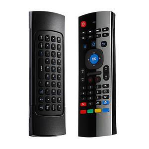 Аэромышь пульт Air Mouse MX3 с микрофоном