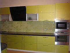 Кухня МДФ крашенный 94
