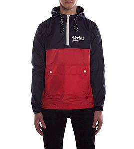 Анорак куртка Verial - Classic Красно черная (мужская/чоловіча)